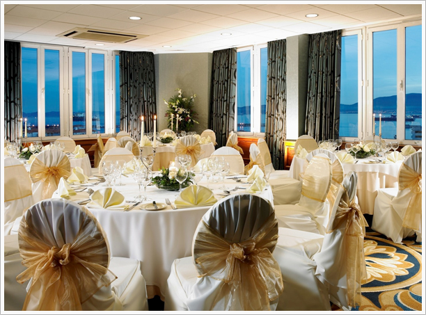 The O'Callaghan Eliott Hotel is licensed for civil weddings.
